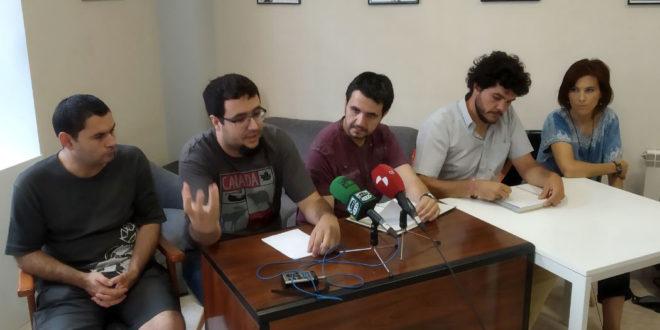 IU Exterior presenta en Palencia las propuestas de la emigración para garantizar sus condiciones dignas de retorno
